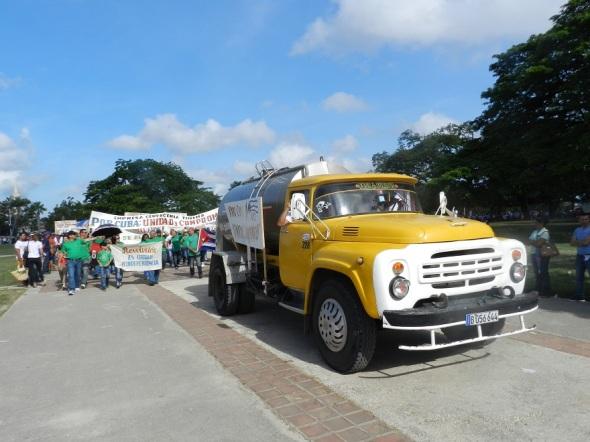 Día Internacional de los Trabajadores, Camagüey, Cuba- Foto Lázaro D. Najarro Pujol (4)