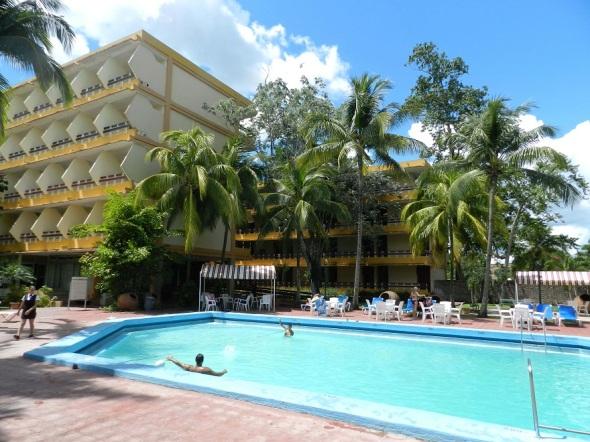 El hotel Camagüey en su aniversario 40