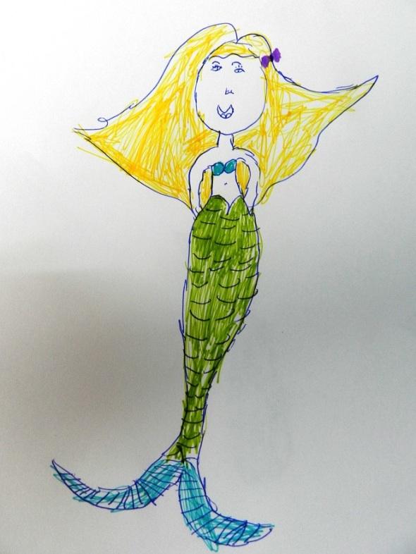 La Sirena de las Perlas