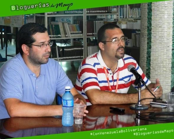 Mauricio Vergara y Luis Ernesto Ruiz Martínez