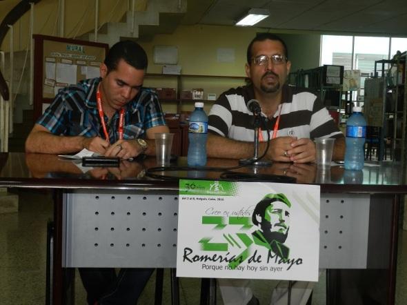 """Panel """"Fidel, internet y los jóvenes,"""