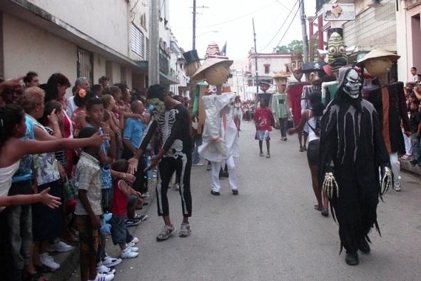 Se afirma que el San Juan es uno de los más vetustos y pintorescos carnavales cubanos y se remontan a siglos pasados