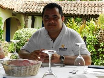 Alexis Torres Velásquez ejecutivo en Cuba