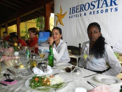 Cadena española de hoteles Iberoestar presenta en Camagüey programa de verano Te regalamos el Sol.