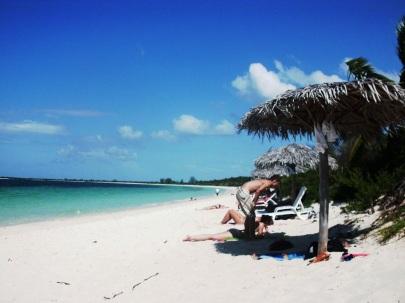 Hermosas Playas en las cayerias del norte de Villa Clara..Foto Lázaro David Najarro Pujol