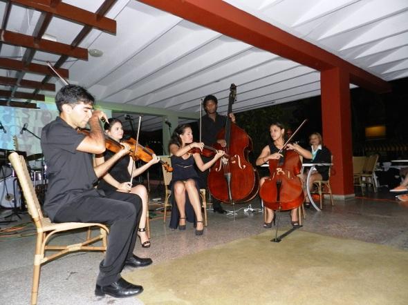 Quinteto de Cuerda Santa Cecilia,