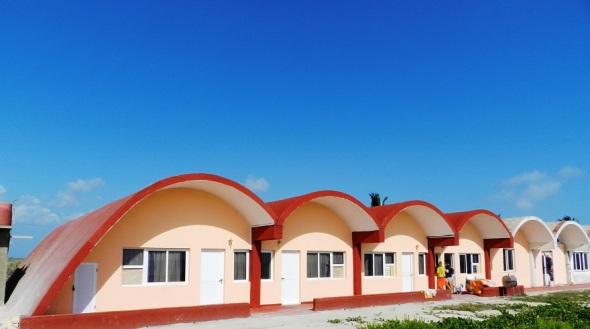 Cabañas en Campismo Punta de Ganado, Playa Santa Lucía, Camagüey