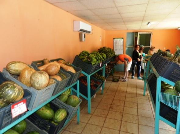 convertir los mercados estatales y placitas en excelencia en la calidad y comercialización de productos agropecuarios se instó hoy en esta ciudad