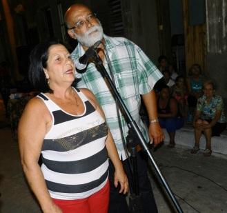Damaris R. Grau, presidenta del CDR 2, Foto Lázaro David Najarro Pujol
