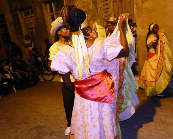 Danzas haitianas