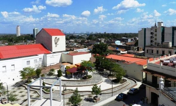 Plaza de la Solidaridad, Camagüey, Cuba