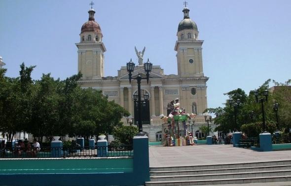 Santiago de Cuba, centro historico
