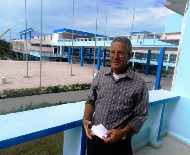 Director general de esa institución docente, Arturo Alfonso Rosales