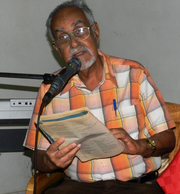 Dramaturgo y escritor camagüeyano Manuel Villabella Marrero