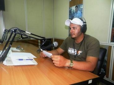 Yohan Viguera Juanola, mantiene recuerdos inolvidables de su etapa de estudiante en la Vocacional camagüeyana