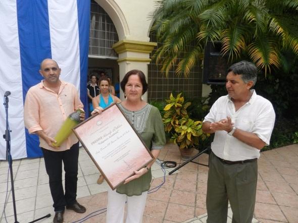 Prix décerné pour les actions bénéfiques sur le patrimoine construit