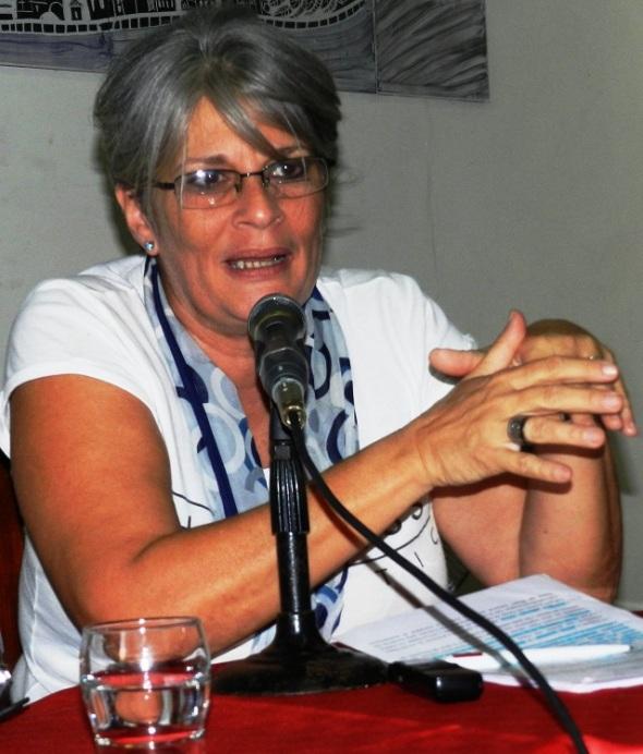 irma-horta-mesa-directora-del-sectorial-provincial-de-cultura