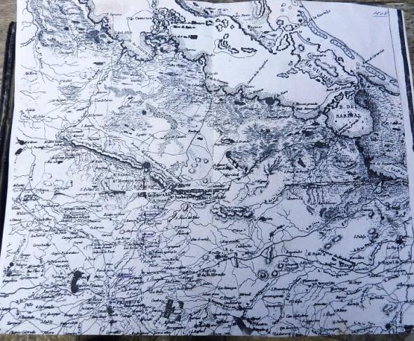 en-la-biblioteca-provincial-de-camaguey-se-encontraron-mapas-militares-de-1870-que-describen-la-finca-san-jose