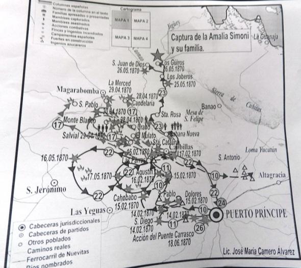 mapa-que-indica-elsitio-donde-fue-detenida-amalia-simoni-y-su-familia