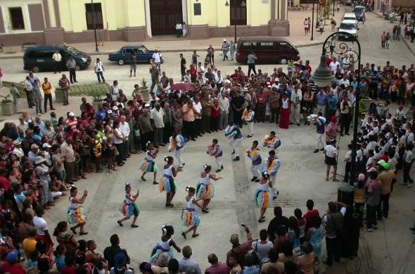 Espectáculo Infantil en la Plaza de los Trabajadores, Camagüey