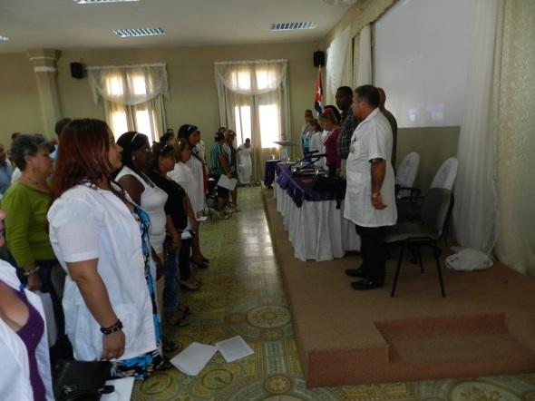 primera-conferencia-municipal-del-sindicato-de-trabajadores-de-la-salud