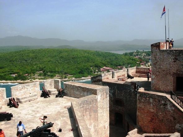 Castillo San Pedro de la Roca de Santiago de Cuba