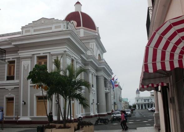 Centro Histórico Urbano de Cienfuegos