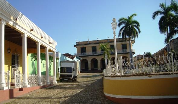 Centro Histórico Urbano Trinidad