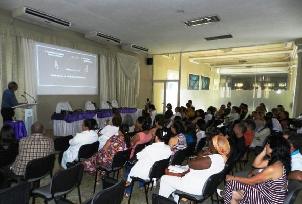 Camagüey: Ponderan  vigencia del programa del médico y la enfermera de la familia