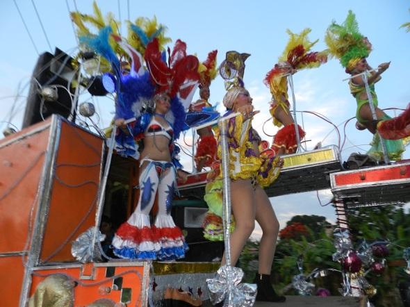 El San Juan jolgorios carnavalescos en el centro oriente de Cuba