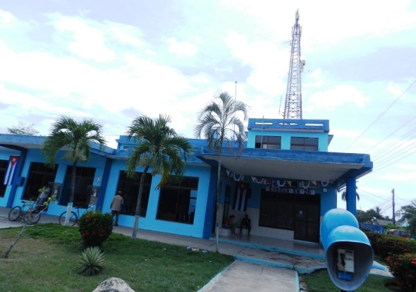 Centro de Telecomunicaciones de Santa Cruz de Sur,