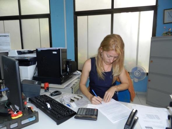 Un servicio de telecomunicaciones con la gestión optima
