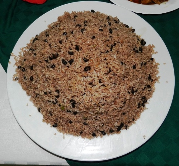 Arroz congris