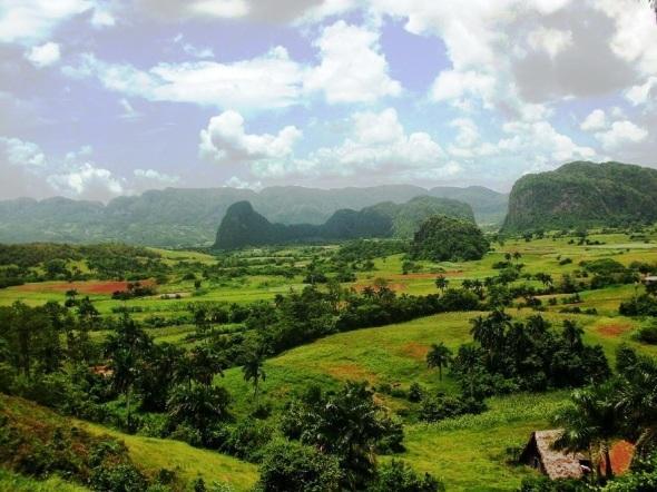 Hermosa naturaleza en la más occidental provincia cubanaFoto Lázaro David Najarro Pujol