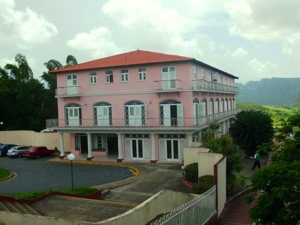 Hotel Los Jasmines, sitio perfecto para las vacaciones.Foto Lázaro David Najarro Pujol