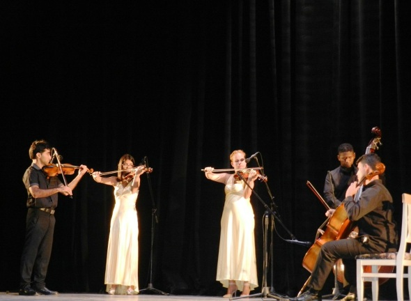 Quinteto de Cuerdas Santa Cecilia