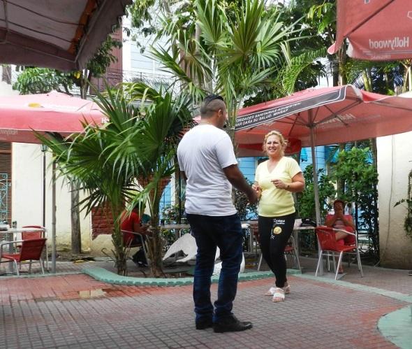 Sucursal  Extra Hotelera Palmares de Camagüey cierra la temporada de verano 2017. Foto Lázaro David Najarro .