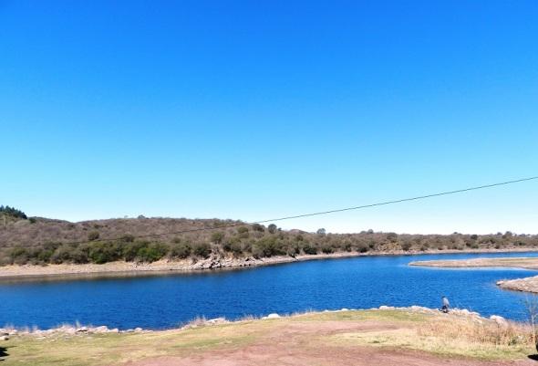 Aguas del Embalse Río Tercero