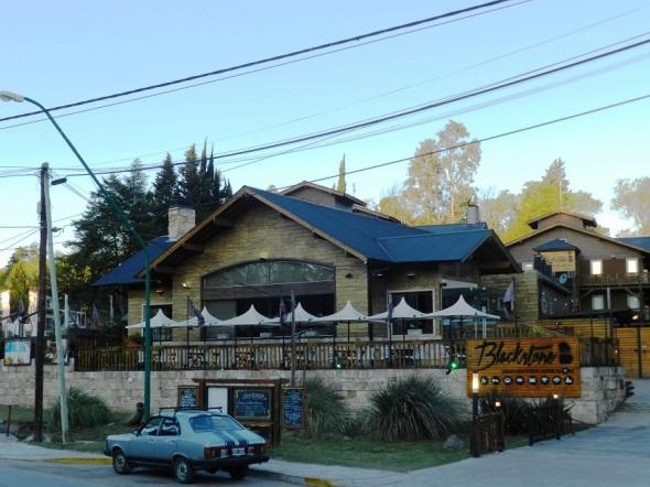 Bella arquitectura de la Villa General Belgrano