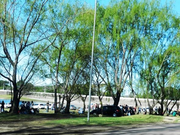 Desde diferentes regiones miles de adolescentes llegan a la Ciudad Embalse de Rio Tercero