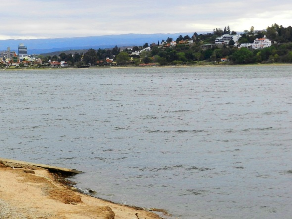 El lago está considerado como el primero de su tipo en Suramérica