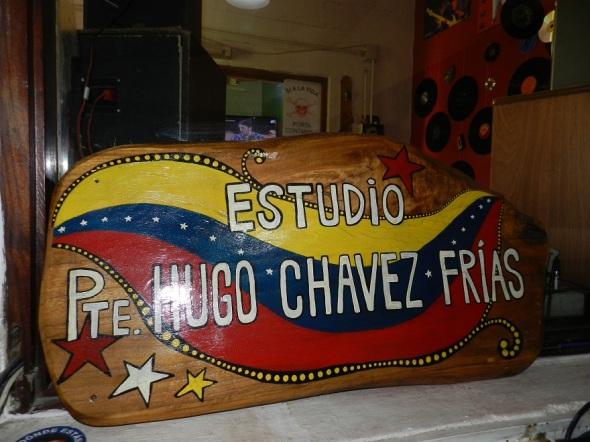 Feria se transmite desde el Estudio Presidente Hugo Chávez Frías