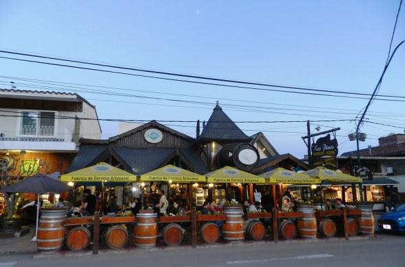 General Belgrano es conocida internacionalmente también por su Fiesta Nacional de la Cerveza