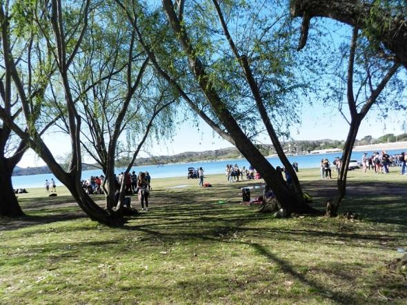 La Fiesta de la Primavera a orilla del Lago