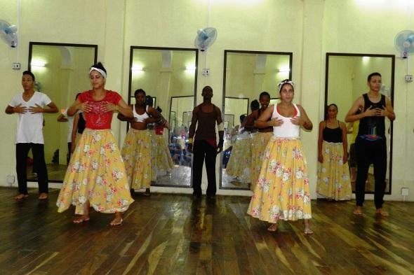 Oddí-Oché estreno del Ballet Folklórico de Camagüey Foto Lázaro David Najarro Pujol