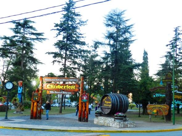 Parque Cervecero, lugar donde se lleva a cabo la Fiesta Nacional de la Cerveza