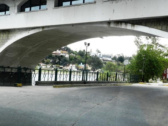 Puente en Carlos Paz