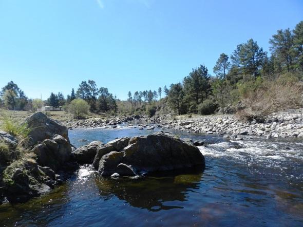 Un ambiente de tranquilidad en contacto con la naturaleza,
