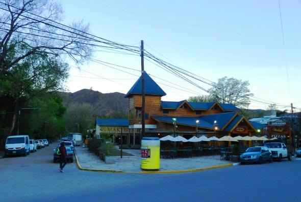 Villa General Belgrano, entre las Sierras Chicas y las Sierras Grandes