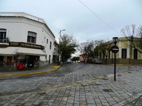 Centro historico de Alta Gracia